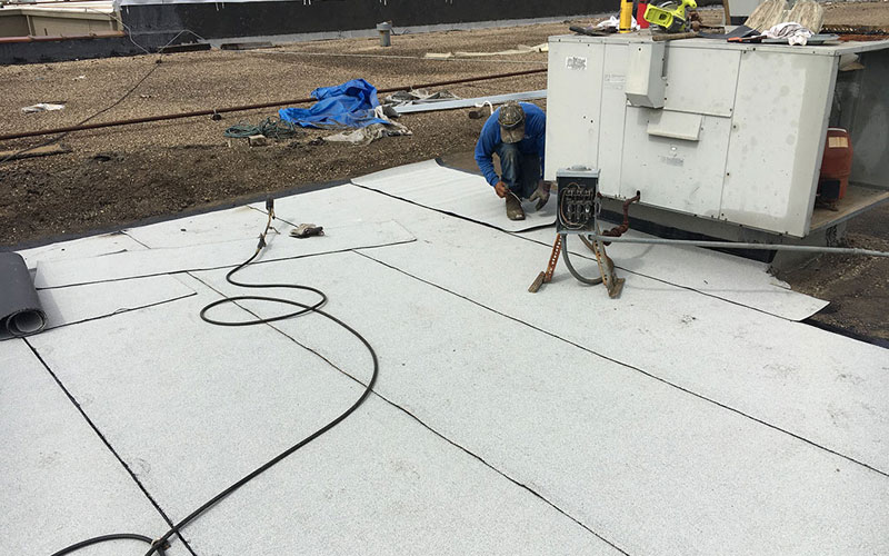 Commercial Roofing Excel Roofing Amp Construction Fort Worth