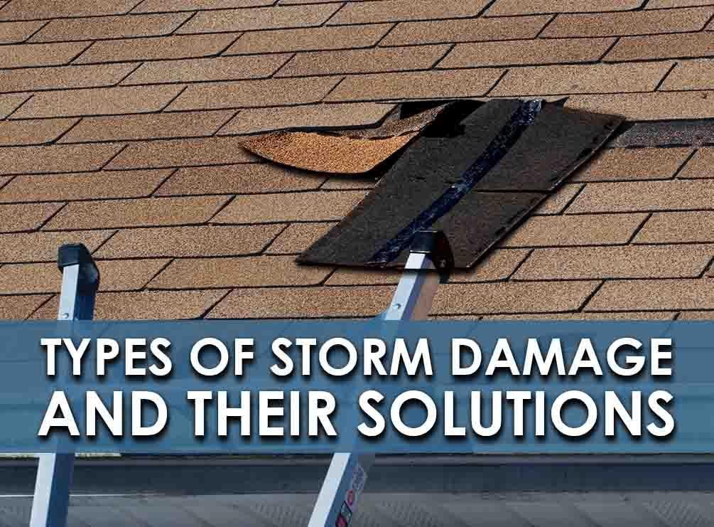 Types of Storm Damage